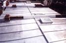 Zinc roof overview